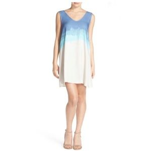 BB Dakota Ombré Print Dress